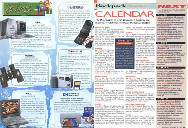 Article Preview: CALENDAR, December 1996 | Maclean's