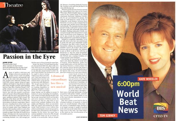 Article Preview: Passion in the Eyre, December 1996 | Maclean's