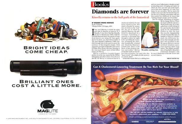 Article Preview: Diamonds are forever, December 1996 | Maclean's