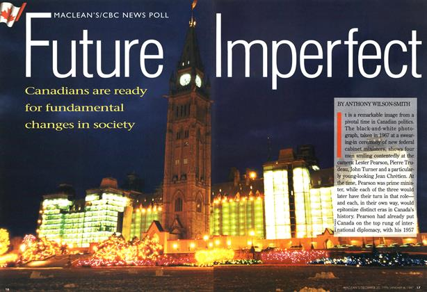 Article Preview: Future Imperfect, DECEMBER 30, 1996/JANUARY 6, 1977 1996 | Maclean's