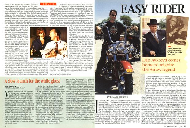 Article Preview: EASY RIDER, January 1997 | Maclean's