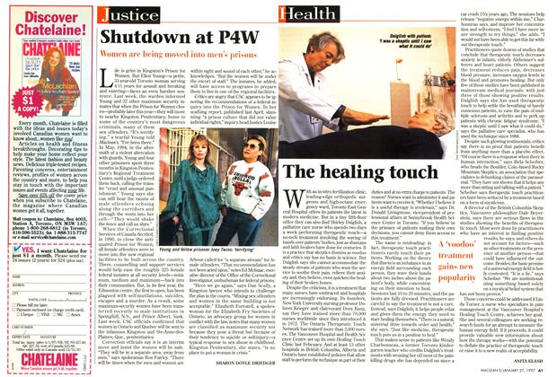 Article Preview: Shutdown at P4W, January 1997 | Maclean's