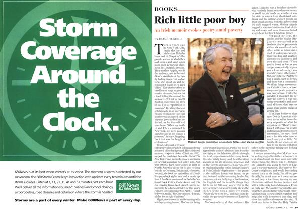 Article Preview: Rich little poor boy, March 1997 | Maclean's