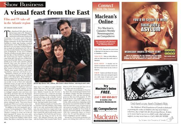 Article Preview: A visual feast from the East, March 1997 | Maclean's