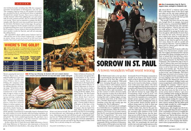 Article Preview: SORROW IN ST. PAUL, April 1997 | Maclean's