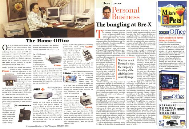 Article Preview: Personal Business, April 1997 | Maclean's