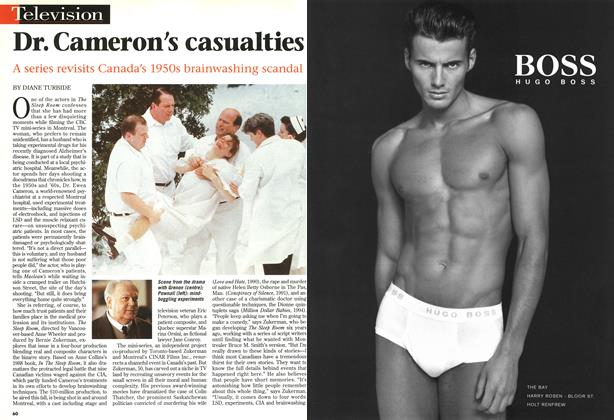 Article Preview: Dr. Cameron's casualties, April 1997 | Maclean's
