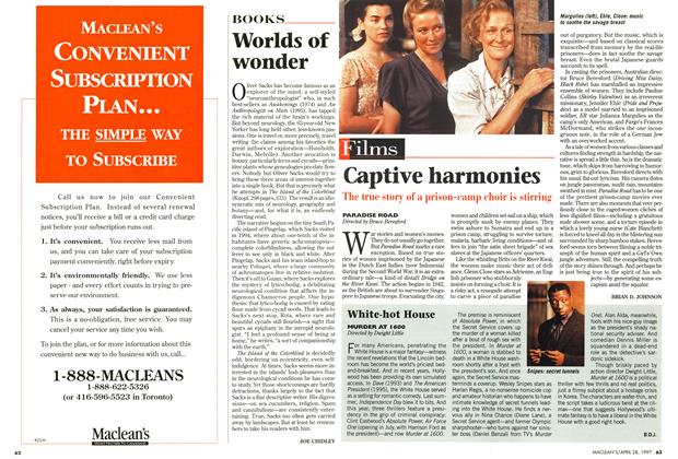 Article Preview: Worlds of wonder, April 1997 | Maclean's