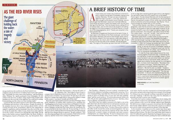 Article Preview: A BRIEF HISTORY OF TIME, May 1997 | Maclean's