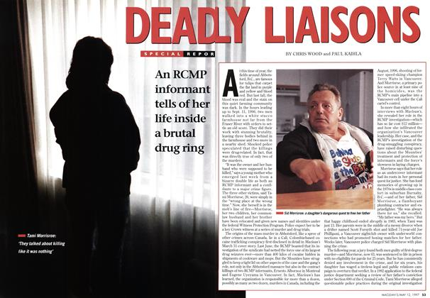 Article Preview: DEADLY LIAISONS, May 1997 | Maclean's