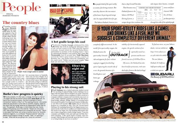 Article Preview: People, May 1997   Maclean's