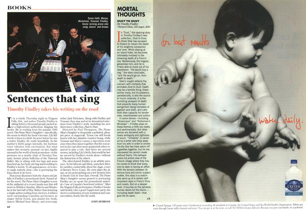 Article Preview: MORTAL THOUGHTS, May 1997 | Maclean's