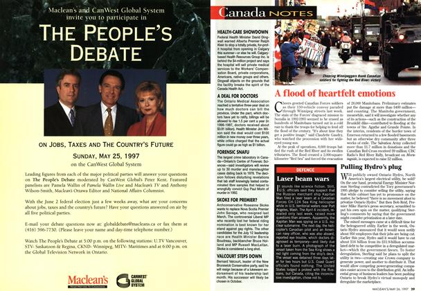 Article Preview: Canada NOTES, MAY26,1997 1997 | Maclean's