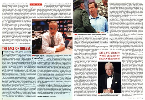 Article Preview: THE FACE OF QUEBEC, MAY26,1997 1997 | Maclean's