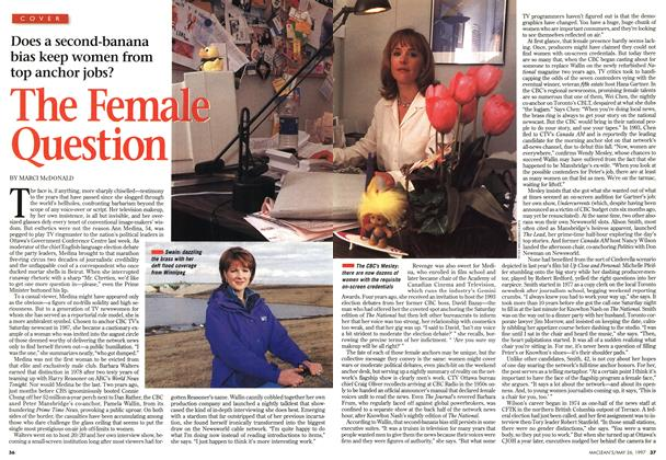 Article Preview: The Female Question, MAY26,1997 1997 | Maclean's