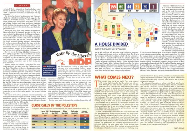 Article Preview: WHAT COMES NEXT?, June 1997 | Maclean's