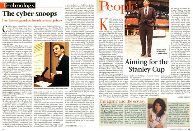 Article Preview: People, June 1997 | Maclean's
