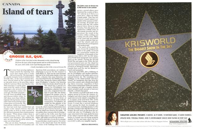 Article Preview: Island of tears, July 1997 | Maclean's