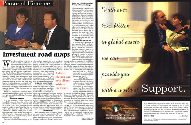 Article Preview: Investment road maps, July 1997 | Maclean's
