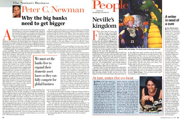 Article Preview: People, July 1997 | Maclean's