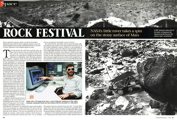 Article Preview: ROCK FESTIVAL, July 1997 | Maclean's