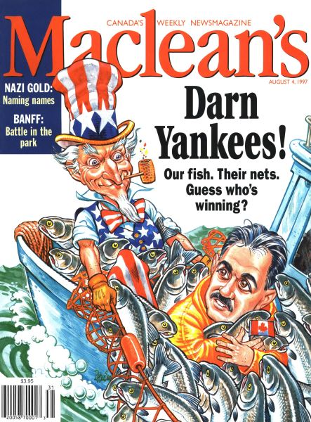 Issue: - August 1997 | Maclean's