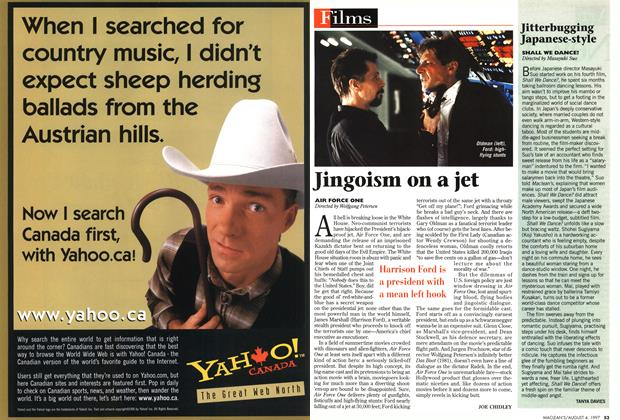 Article Preview: Jitterbugging Japanese-style, August 1997 | Maclean's