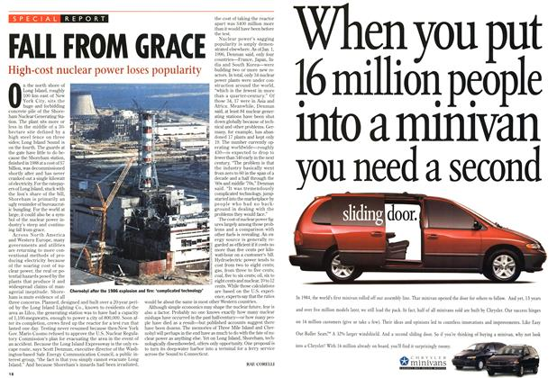 Article Preview: FALL FROM GRACE, August 1997 | Maclean's