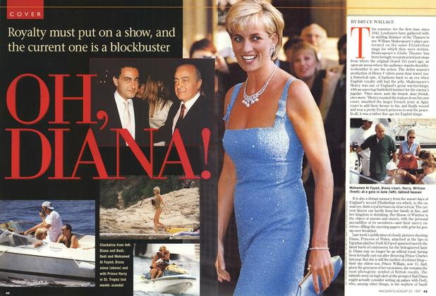 Article Preview: OH, DIANA!, August 1997 | Maclean's