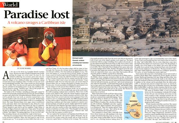 Article Preview: Paradise lost, September 1997 | Maclean's