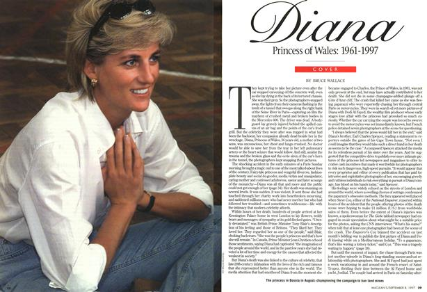 Article Preview: Diana, SEPTEMBER 8,1997 1997 | Maclean's