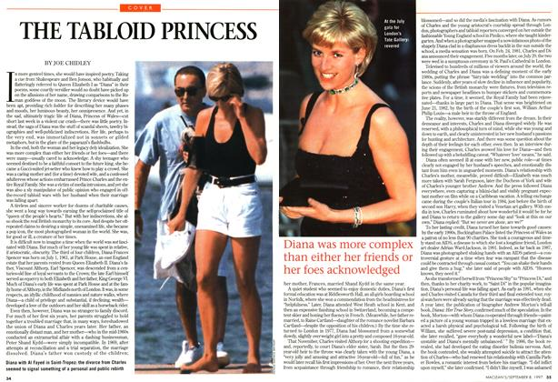 Article Preview: THE TABLOID PRINCESS, SEPTEMBER 8,1997 1997 | Maclean's