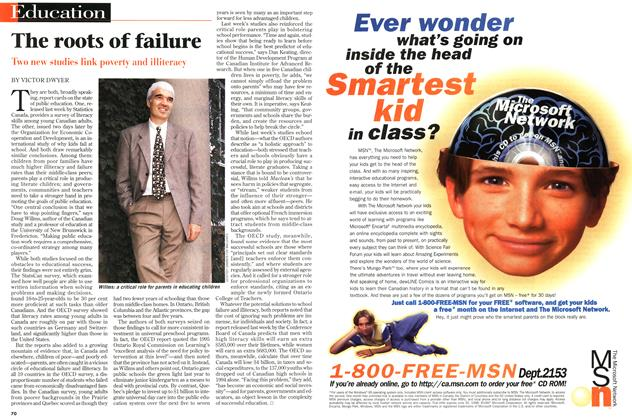 Article Preview: The roots of failure, September 1997 | Maclean's