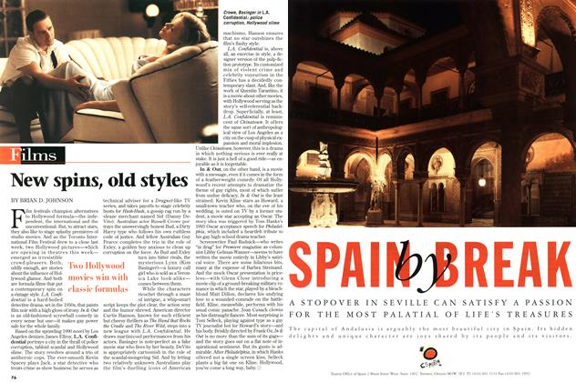 Article Preview: New spins, old styles, September 1997 | Maclean's