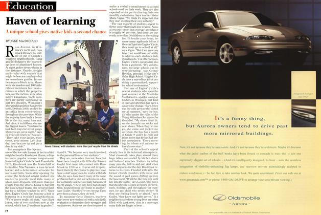 Article Preview: Haven of learning, September 1997 | Maclean's