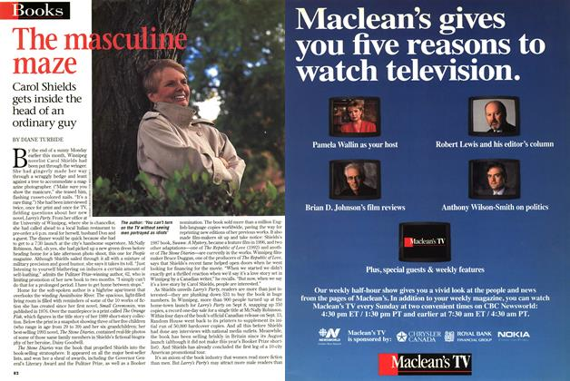 Article Preview: The masculine maze, September 1997 | Maclean's