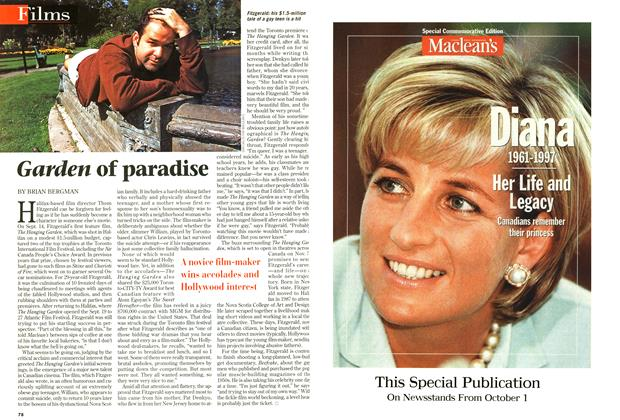 Article Preview: Garden of paradise, October 1997 | Maclean's