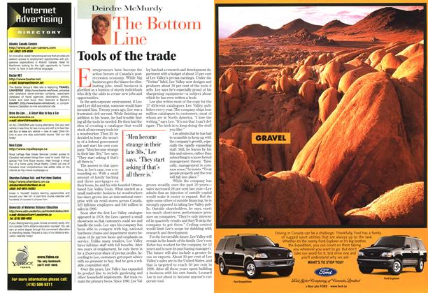 Article Preview: The Bottom Line, October 1997 | Maclean's
