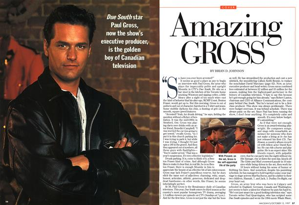 Article Preview: Amazing GROSS, October 1997 | Maclean's
