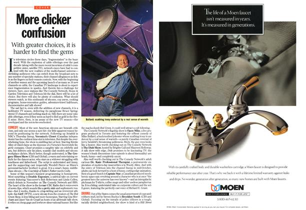 Article Preview: More clicker confusion, October 1997 | Maclean's