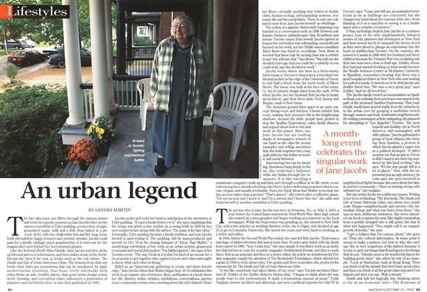 Article Preview: An urban legend, October 1997 | Maclean's