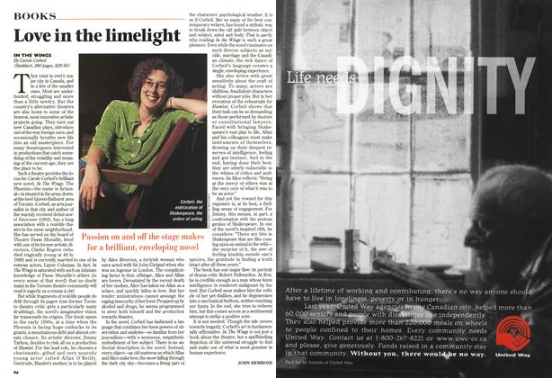 Article Preview: Love in the limelight, October 1997 | Maclean's