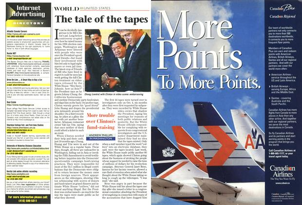 Article Preview: The tale of the tapes, October 1997 | Maclean's