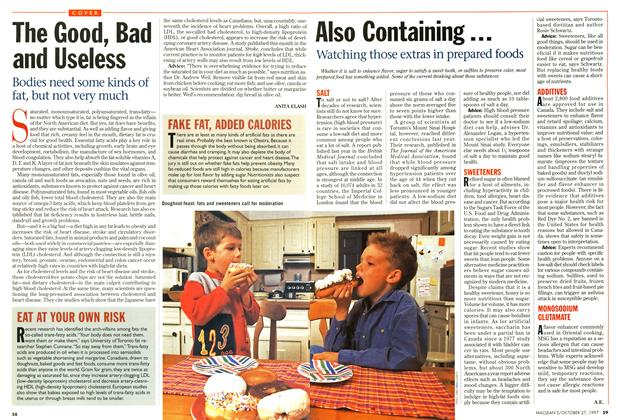 Article Preview: The Good, Bad and Useless, October 1997 | Maclean's