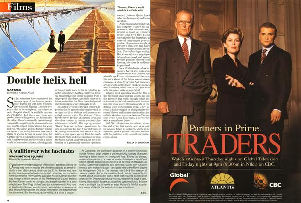 Article Preview: Double helix hell, October 1997 | Maclean's