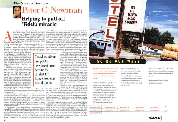 Article Preview: The Nation's Business, November 1997 | Maclean's