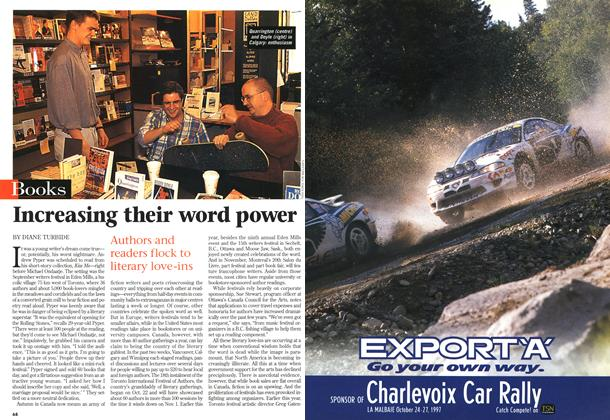 Article Preview: Increasing their word power, November 1997 | Maclean's
