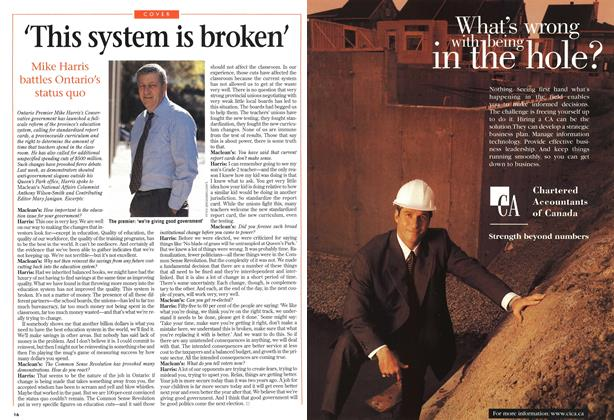 Article Preview: 'This system is broken', November 1997 | Maclean's