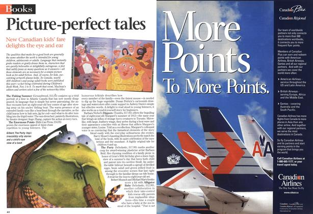 Article Preview: Picture-perfect tales, November 1997 | Maclean's