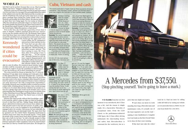 Article Preview: Cuba, Vietnam and cash, November 1997 | Maclean's